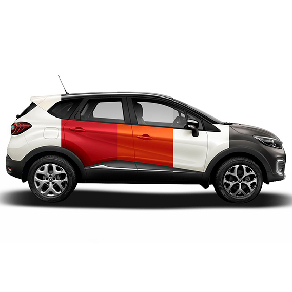 Captur Color - Renault Cuernavaca