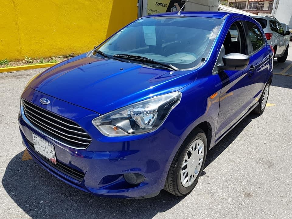 2017 Ford Figo IMPULSE AC TM