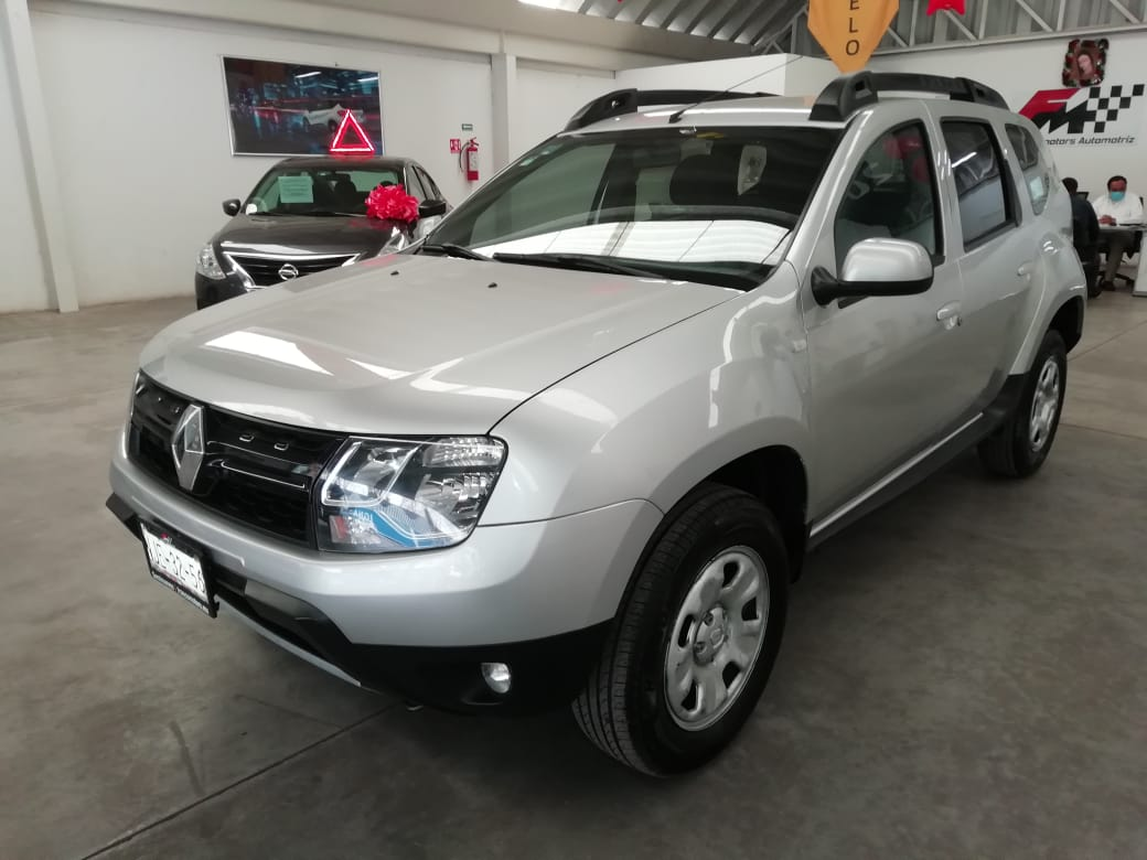 2018 Renault Duster INTENSE